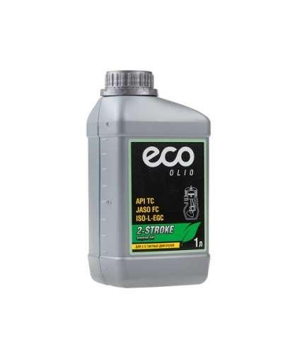 Масло моторное 2-х тактное 1 л OM2-21, ECO