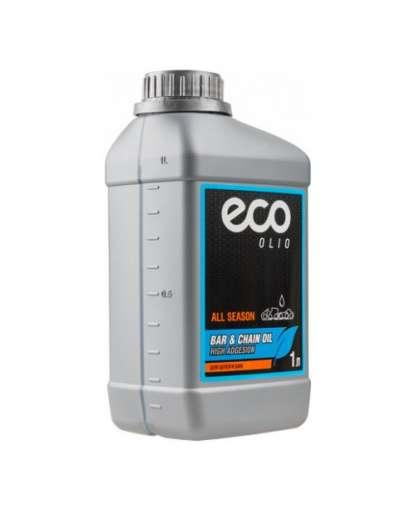 Масло для смазки пильных цепей 1 л ECO OBC-21