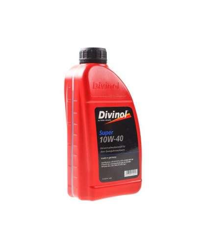 Масло моторное Divinol SAE 10W-40 Super 49625-C069 4-х тактное полусинтетическое1 л