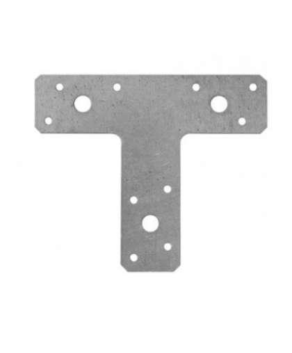 Крепежная пластина T-образная 150*127*38 CV501116, EKT