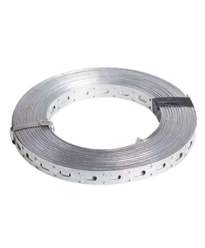 Лента перфорированная прямая 0.55х12 мм (рулон 25м) SMP-40064-25, STARFIX