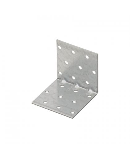 Монтажный уголок усиленный RKMР5 60*60*60*1,5 мм, Domax