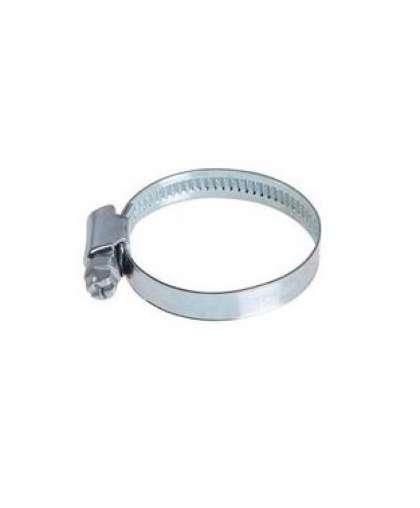 Хомут червячный 10-16 мм, цинк, DIN 3017 STARFIX