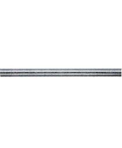 Шпилька резьбовая М10х1000 мм цинк, кл.пр. 4.8, DIN 975 арт. SM-77264, STARFIX