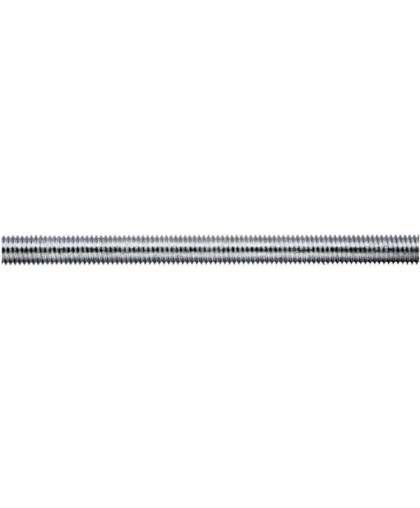 Шпилька резьбовая М16х1000 мм цинк, кл.пр. 4.8, DIN 975 83264, STARFIX