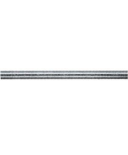 Шпилька резьбовая М5х1000 мм цинк, кл.пр. 4.8, DIN 975 SM-72264-1, STARFIX
