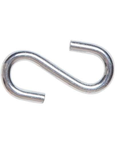 Крючок S-образный металлический 8 мм SMP-33686-1, STARFIX