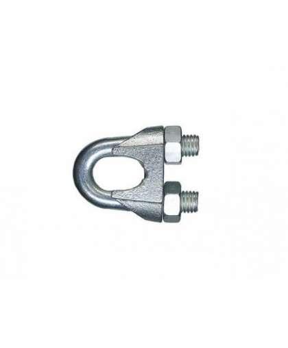 Зажим для стальных канатов М24/26 DIN 741 STARFIX SMP-46605-1