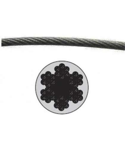 Трос стальной в ПВХ М2(1) Starfix SMP-53692-200 200 м