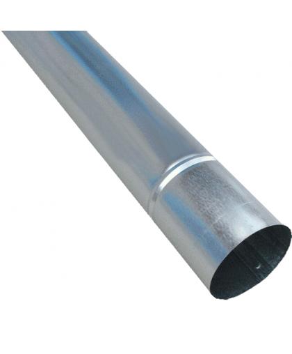 Труба водосточная оцинкованная ТВ 130-1000/0,5-О, Кронекс