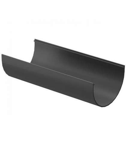 Желоб водосточный Premium 120 мм графит, Деке