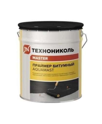 Праймер битумный AquaMast 00290 16 кг, ТехноНИКОЛЬ