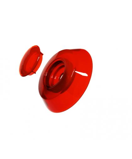 Термошайба универсальная красный 25 шт