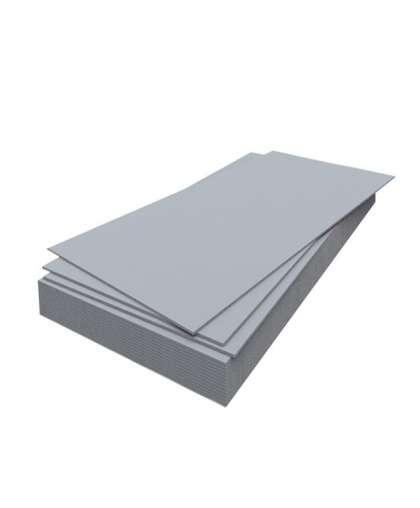 Шифер плоский неокрашенный 6 мм