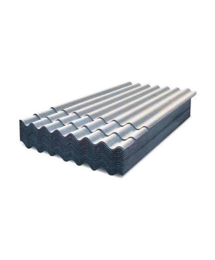 Шифер волновой 40/150-5.2-8 неокрашенный