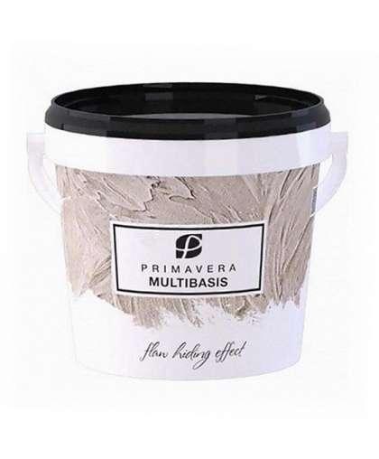 Штукатурка декоративная Mav Primavera MultiBasis 4.5 кг белый