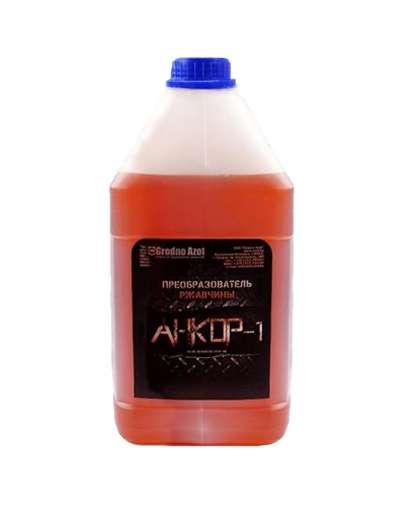 Преобразователь ржавчины АзотХимФортис Анкор-1 3 л