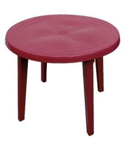 Стол круглый Алеана 100011Вш вишневый
