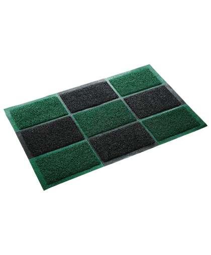 22406 40*60 см Черно-зеленый Коврик пористый