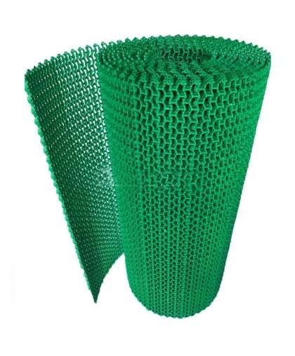 Дорожка Волна 703 1*10 м зеленая