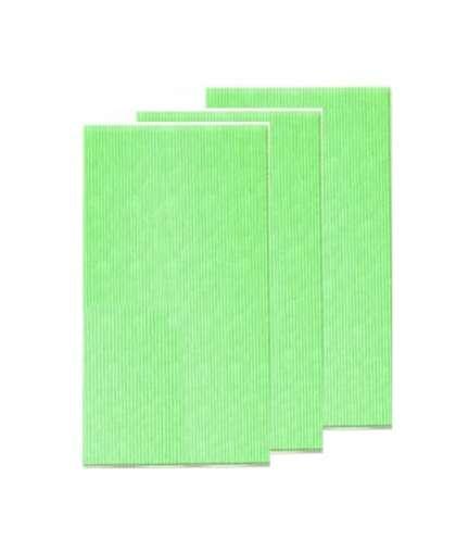 Подложка листовая Солид 1000*500*3 мм зеленая