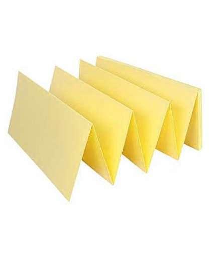 Подложка-гармошка Solid 1050*500*2 мм желтая