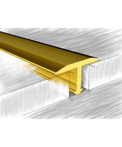 Порог КТМ-2000 324-02М Золото 2,7 м