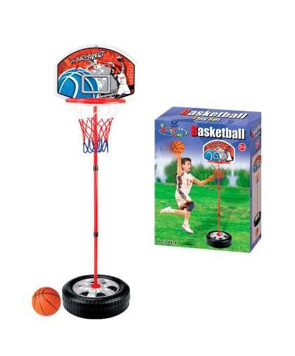 Кольцо на стойке баскетбольное Kingsport 20881X