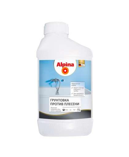 Грунтовка Alpina против плесени 1 л