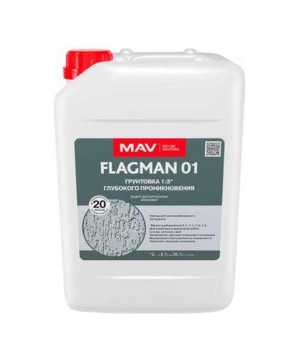 Грунтовка MAV Flagman 01 5 л
