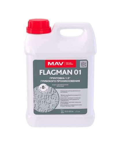 Грунтовка MAV Flagman 01 2 л