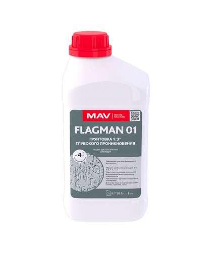 Грунтовка MAV Flagman 01 1 л