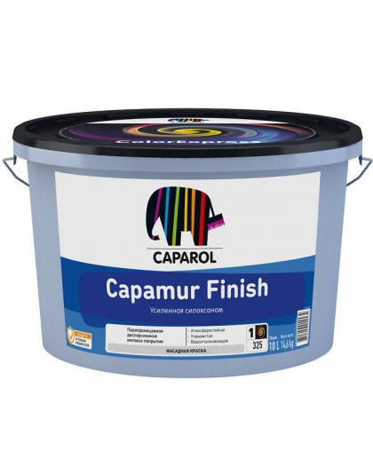 Краска Capamur Finish База 1 10 л Белая, Caparol