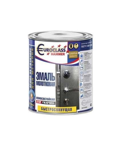 Эмаль Euroglass Вишневая 0.4 кг