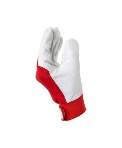 Перчатки защитные Wurth с кожаными вставками protect р-р 9 арт 0899400133