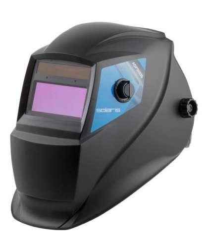 Маска сварщика Solaris ASF500S с затемняющимся светофильтром