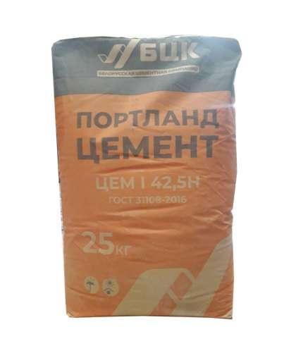Портландцемент КСМ ЦЕМ I 42.5 Н 25 кг