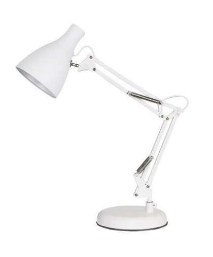 Светильник настольный HN2103 WHITE, ETP