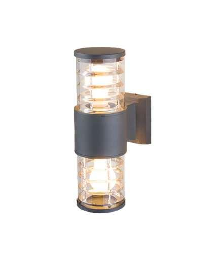 Светильник Elektrostandard 1407 Techno садово-парковый серый