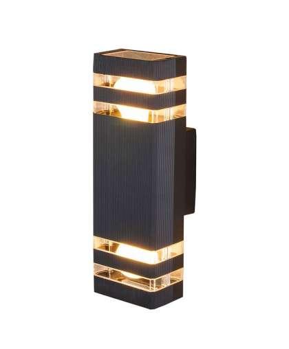 Светильник Elektrostandard 1449 Techno садово-парковый черный