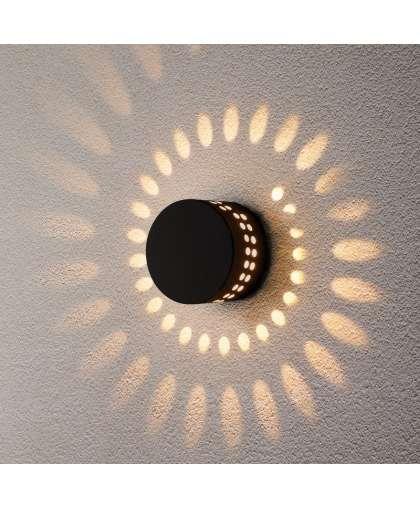 Светильник Elektrostandard Arkada 1585 Techno Led садово-парковый со светодиодами черный
