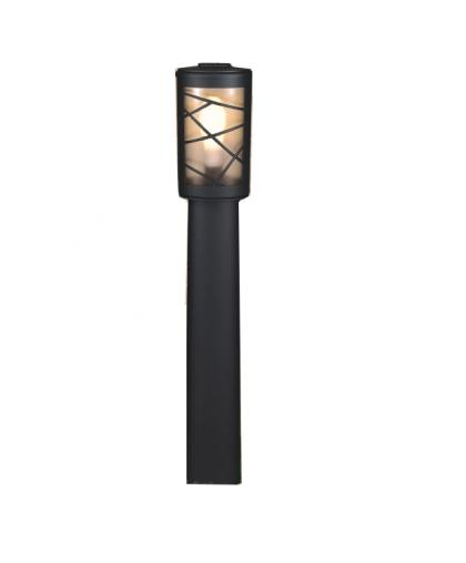 Светильник Elektrostandard Premier F GL 1017F садово-парковый черный