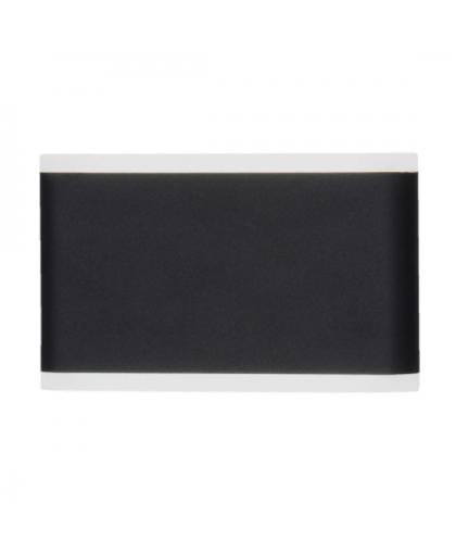 Светильник Elektrostandard Cover 1505 Techno Led садово-парковый со светодиодами чёрный