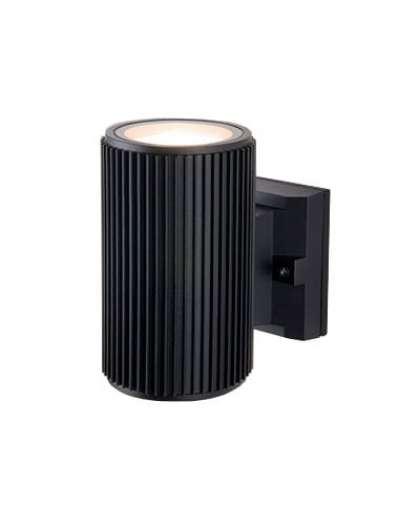 Светильник Elektrostandard 1404 Techno садово-парковый черный