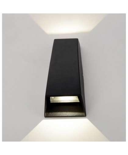 Светильник Elektrostandard 1016 Techno  садово-парковый со светодиодами черный