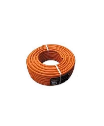 Шланг армированный для газа пропан-бутан ПВХ 9*2.5 мм 25 м, Bradas