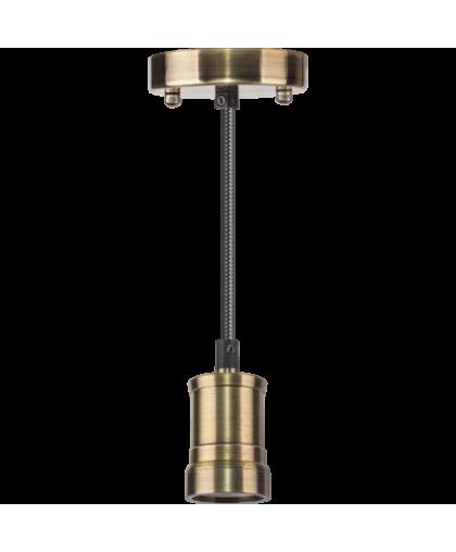Светильник Navigator 61 521 NIL-SF01-007-E27 60Вт 1.5 м черненая бронза