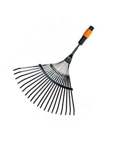 Грабли веерные для листьев Fiskars QuikFit 135201 1000644