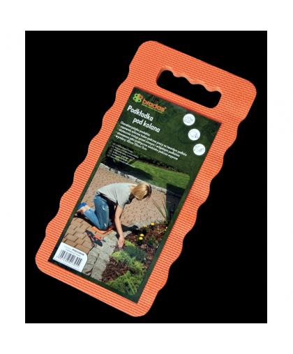 Подкладка под колени для садовых работ 40*20*2 см