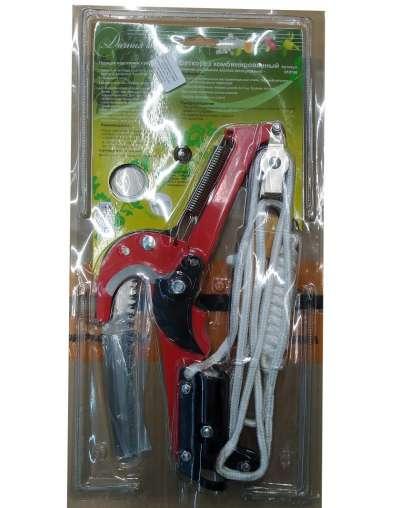 Веткорез Дачная соната 010150 комбинированный с ножовкой со шнуром